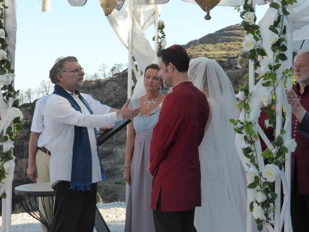 Chuppah-Blessings Interfaith Marriage