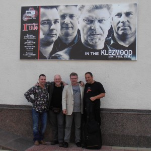 Klezmood on Tour