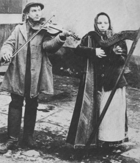 Old Jewish buskers-1890
