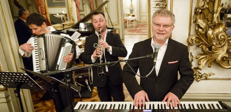 Traditional and New Klezmer