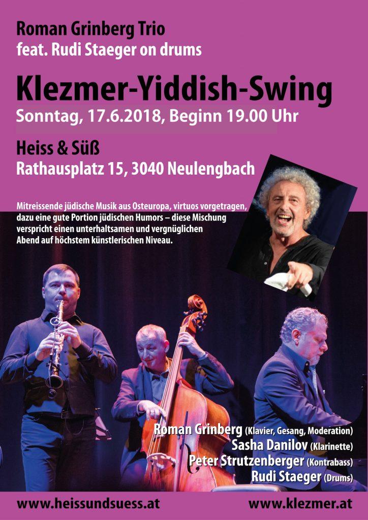 Klezmer - Roman Grinberg - Rudi Staeger - Sasha Danilov - Strutzi